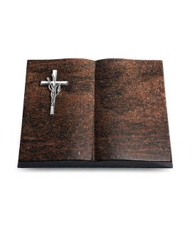 Livre/Aruba Kreuz/Ähren (Alu)