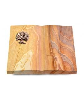 Livre/Paradiso Baum 3 (Bronze)