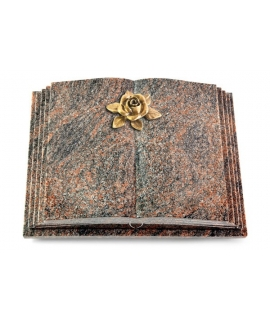 Livre Pagina/Aruba Rose 4 (Bronze)