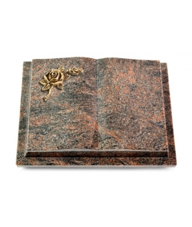 Livre Podest/Aruba Rose 1 (Bronze)