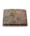 Livre Podest/Aruba Rose 4 (Bronze)
