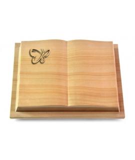 Livre Podest/Rainbow Papillon (Bronze)