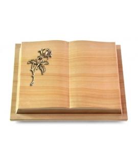 Livre Podest/Rainbow Rose 2 (Bronze)
