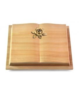 Livre Podest/Rainbow Rose 4 (Bronze)