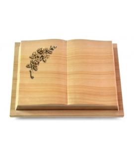 Livre Podest/Rainbow Rose 5 (Bronze)