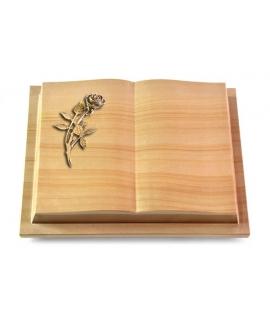 Livre Podest/Rainbow Rose 6 (Bronze)
