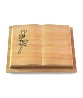 Livre Podest/Rainbow Rose 8 (Bronze)
