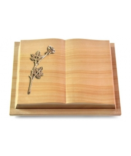 Livre Podest/Rainbow Rose 9 (Bronze)