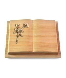 Livre Podest/Rainbow Rose 10 (Bronze)