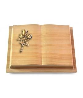 Livre Podest/Rainbow Rose 11 (Bronze)