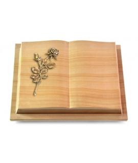 Livre Podest/Rainbow Rose 13 (Bronze)