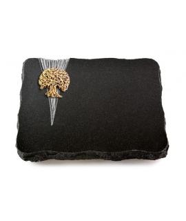 Indisch Black Delta Baum 2 (Bronze)