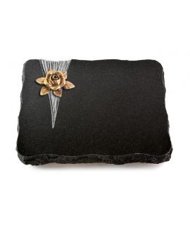 Indisch Black Delta Rose 3 (Bronze)