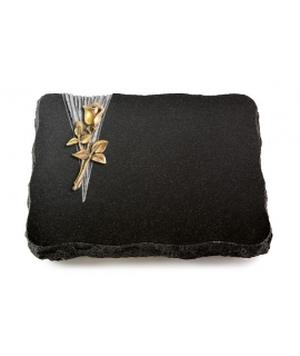 Indisch Black Delta Rose 7 (Bronze)