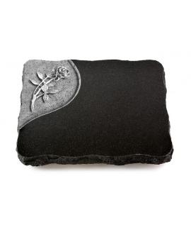 Indisch Black Folio Rose 5 (Alu)