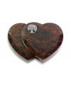 Amoureux Aruba Papillon (mit Alu-Ornament)