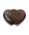Amoureux Aruba Rose 1 (mit Alu-Ornament)
