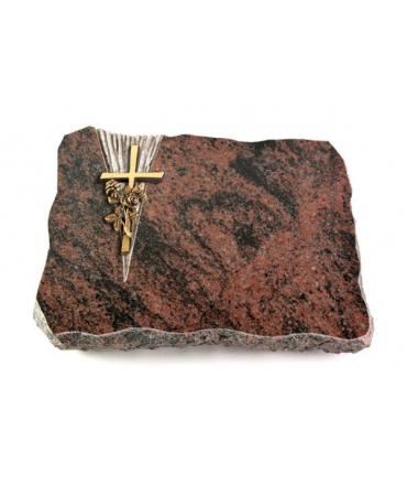 Aruba Delta Kreuz/Ähren (Bronze)