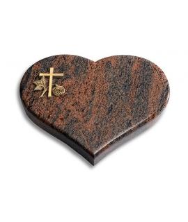 Coeur/Twilight-Red Herzen (Bronze)