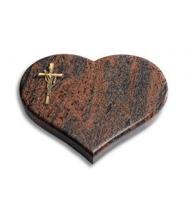 Coeur/Twilight-Red Kreuz 1 (Bronze)