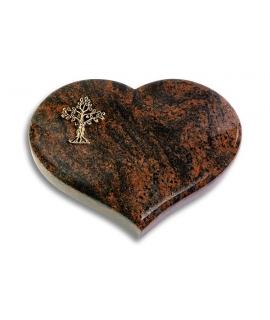 Coeur/Aruba Baum 2 (Bronze)