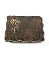 Barap Pure Kreuz/Rose (Bronze)