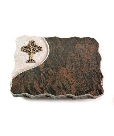 Barap Folio Baum 1 (Bronze)
