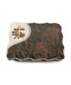 Barap Folio Herzen (Bronze)