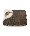 Barap Folio Maria (Bronze)