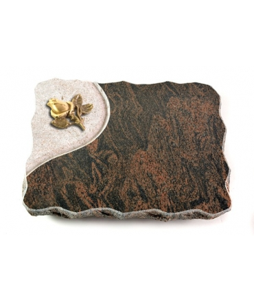 Barap Folio Rose 2 (Bronze)