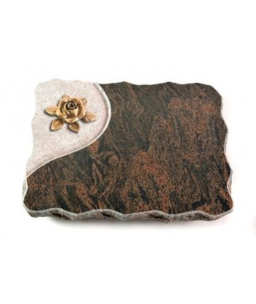 Barap Folio Rose 3 (Bronze)