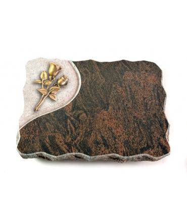 Barap Folio Rose 8 (Bronze)