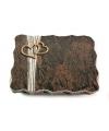 Barap Strikt Gingozweig 1 (Bronze)