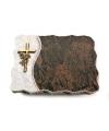 Barap Wave Kreuz/Ähren (Bronze)