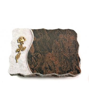 Barap Wave Rose 6 (Bronze)
