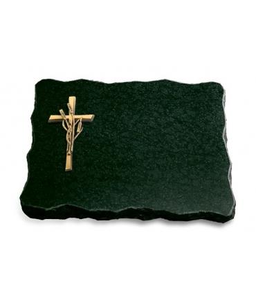 Diabas Pure Kreuz 2 (Bronze)