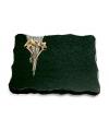 Diabas Delta Kreuz/Rose (Bronze)