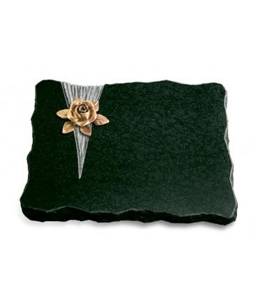 Diabas Delta Rose 3 (Bronze)
