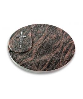 Yang/Aruba Kreuz/Ähren (Alu)