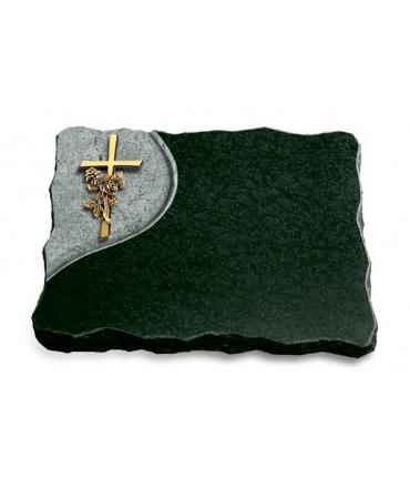 Diabas Folio Kreuz 1 (Bronze)
