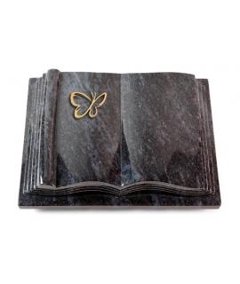 Antique/Indisch-Black Papillon (Bronze)