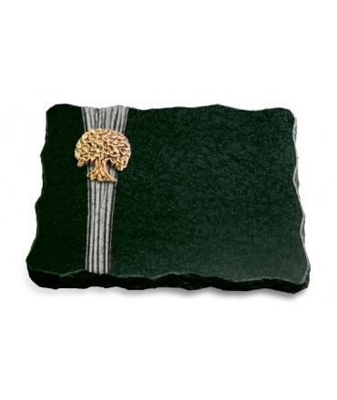 Diabas Strikt Baum 2 (Bronze)