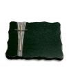 Diabas Strikt Kreuz 1 (Bronze)