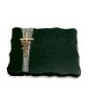 Diabas Strikt Kreuz/Ähren (Bronze)