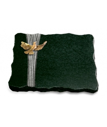 Diabas Strikt Taube (Bronze)
