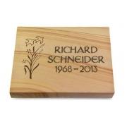 Woodland/Pure mit Sandstrahl-Ornament