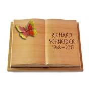 Grabbuch Livre Podest Folia / Woodland mit Color-Bronze-Ornament
