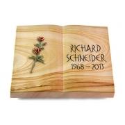 Grabbuch Livre / Woodland mit Color-Bronze-Ornament
