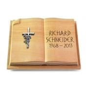 Grabbuch Livre Auris / Woodland mit Aluminium-Ornament