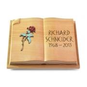 Grabbuch Livre Auris / Woodland mit Color-Bronze-Ornament